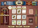 in-game screenshot : Tic-A-Tac Royale (pc) - Addictive games of poker, 21 and dice!