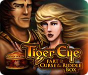 Tiger Eye - Part I: Curse of the Riddle Box for Mac Game