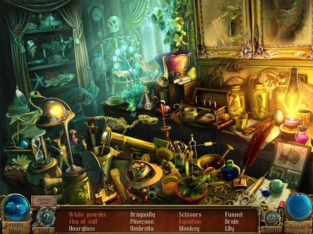 Gra Time Mysteries: The Ancient Spectres Collector's Edition Gra Bezpłatne