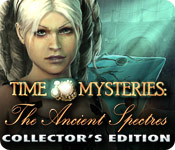Time Mysteries: The Ancient Spectres Collector's Edition Game Featured Image