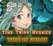 Buy PC games online, download : Time Twins Mosaics Tales of Avalon