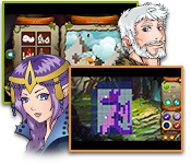 Buy pc games - Time Twins Mosaics Tales of Avalon