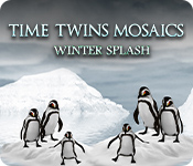Time Twins Mosaics: Winter Splash