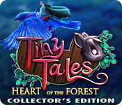 Tiny Tales: Heart of the Forest Collector's Edition Game Featured Image