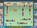 in-game screenshot : Tory's Shop N' Rush (pc) - Bring in the big bucks in Shop 'n' Rush!