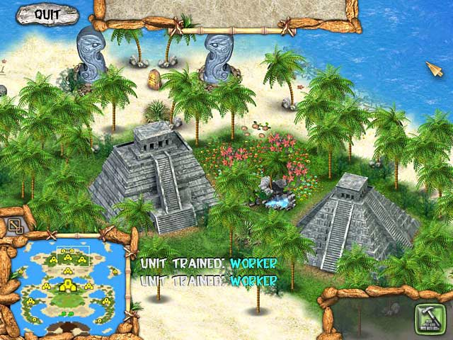 تحميل لعبة Totem Tribe