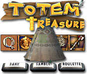 Totem Treasure Feature Game