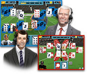 Buy pc games - Touch Down Football Solitaire