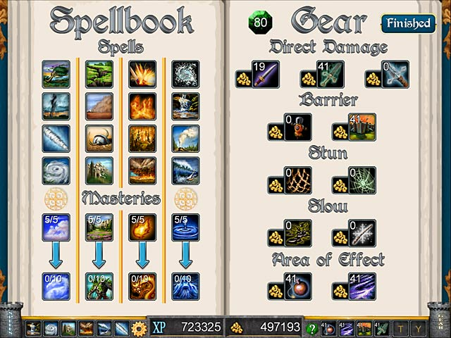 elements the game mobile
