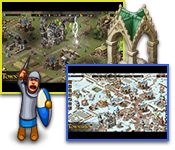 Buy PC games online, download : Townsmen: A Kingdom Rebuilt