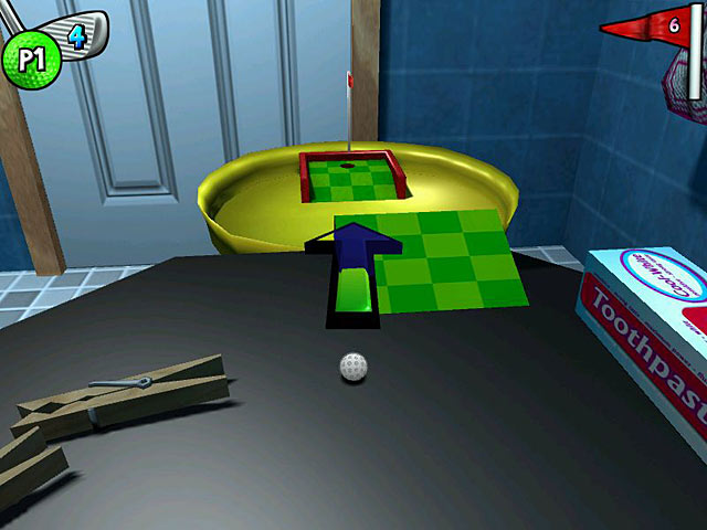 Click To Download Toy Golf