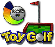 Toy Golf Feature Game