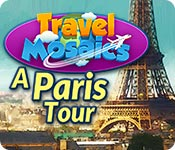 Travel Mosaics: A Paris Tour for Mac Game