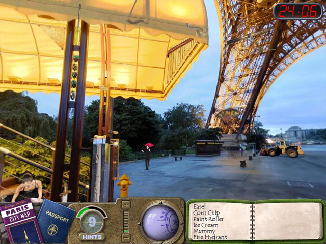 Gra Travelogue 360 : Paris Gra Bezpłatne