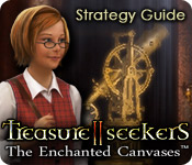 Treasure Seekers: The Enchanted Canvases Strategy Guide feature
