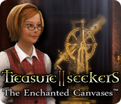 Treasure Seekers: The Enchanted Canvases Game Featured Image