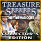 Treasure Seekers: The Time Has Come Collector's Edition - Free game download
