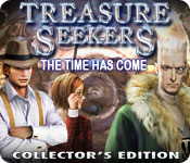 Treasure Seekers: The Time Has Come Collector's Edition Game Featured Image