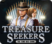 Treasure Seekers: The Time Has Come Walkthrough