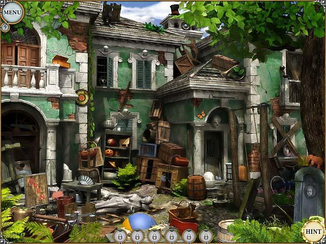 Gra Treasure Seekers: Visions of Gold Gra Bezpłatne