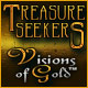 Free online games - game: Treasure Seekers: Visions of Gold