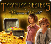Treasure Seekers: Visions of Gold ™ Feature Game