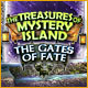 The Treasures of Mystery Island: The Gates of Fate - Free game download