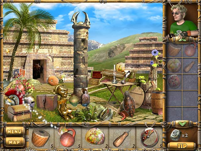 Click To Download The Treasures of Mystery Island
