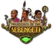 Treasures of the Serengeti Game Featured Image