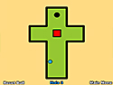in-game screenshot : Trickshot Golf (og) - Mini-golf for online gamers!