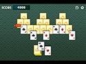 Screenshot: Tripeaks Solitaire Game