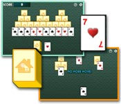 Download Tripeaks Solitaire Game