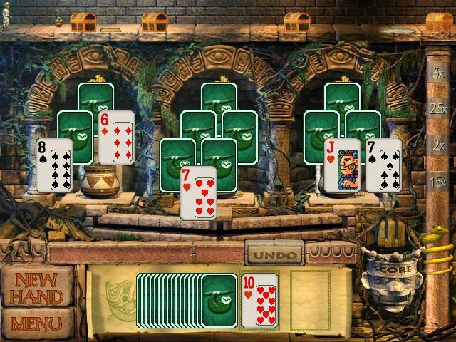 Click To Download Tri-Peaks Solitaire To Go