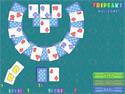 TriPeakz! - Super solitaire excitement!