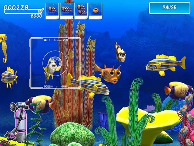 Gra Tropical Dream: Underwater Odyssey Gra Bezpłatne