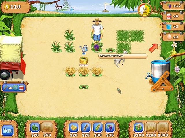 Tropical Farm Screenshots
