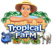 Tropical Farm Game Featured Image