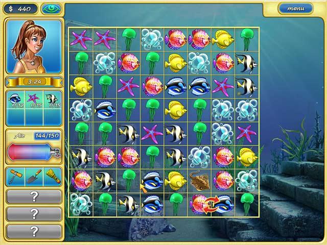 Gra Tropical Fish Shop 2 Gra Bezpłatne