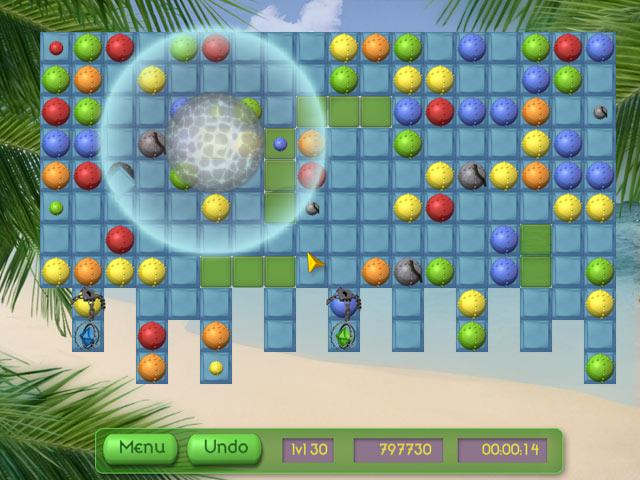 Bezpłatne pobieranie Tropical Puzzle