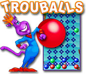 Trouballs feature