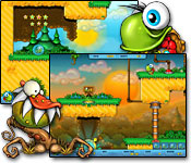 Turtix 2: Rescue Adventures Game