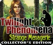 Twilight Phenomena: Strange Menagerie Collector's Edition Game Featured Image
