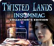 Twisted Lands: Insomniac Collector's Edition Game Featured Image