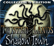 Twisted Lands: Shadow Town Collector's Edition Game Featured Image