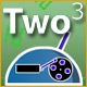 Two 3