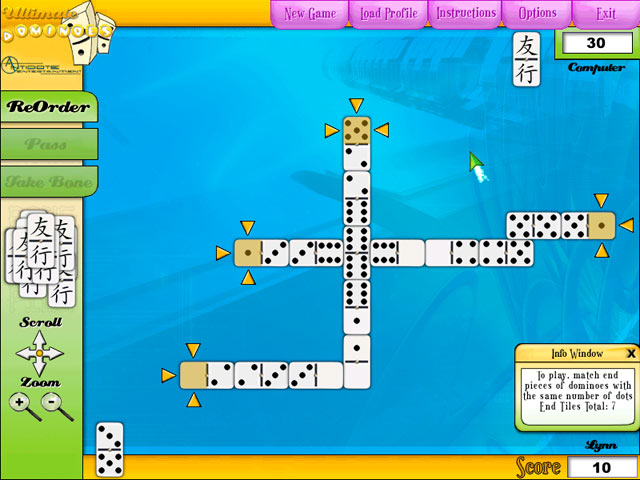Click To Download Ultimate Dominoes