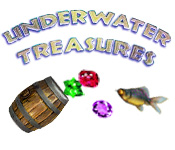 Buy PC games online, download : Underwater Treasures
