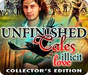Unfinished Tales: Illicit Love Collector's Edition Game Featured Image