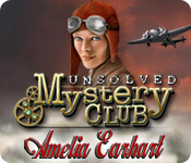 Unsolved Mystery Club®: Amelia Earhart Game Featured Image
