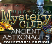Unsolved Mystery Club®: Ancient Astronauts® Collector's Edition Game Featured Image